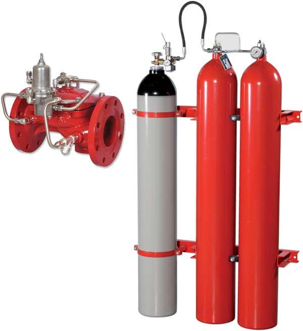 industrial firewater