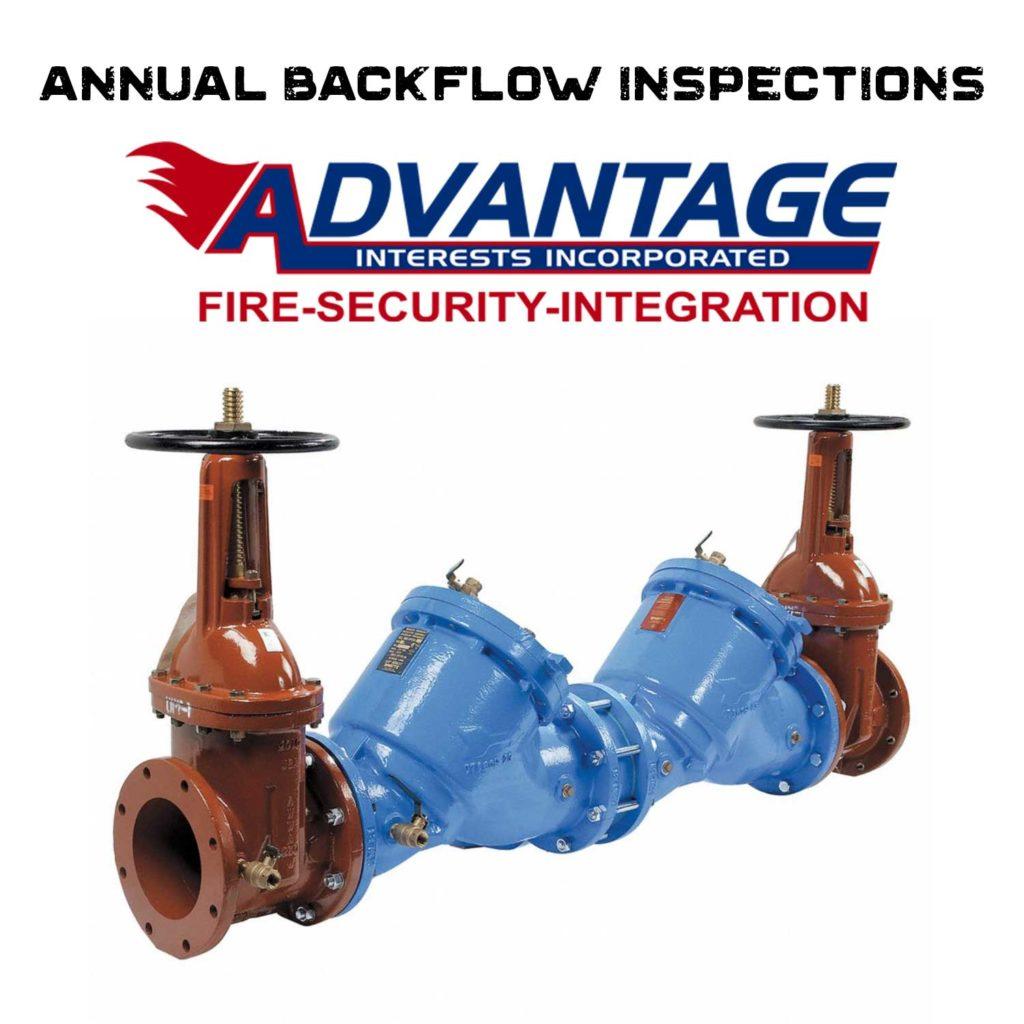 Backflow Service and Repair